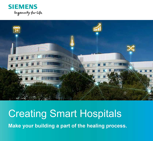 Cleaning Smart Hospitals